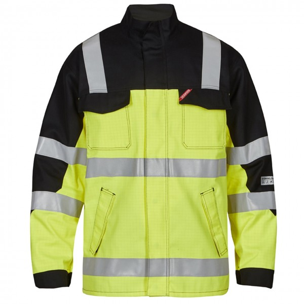 Multinorm-Jacke+EN 20471 Safety+ FE.Engel
