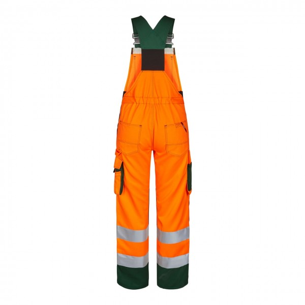 ENGEL DAmen-Warnschutz-Latzhose safety EN ISO 20471