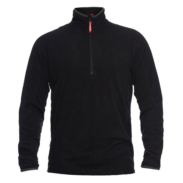 FE Engel Fleecepullover Standard schwarz