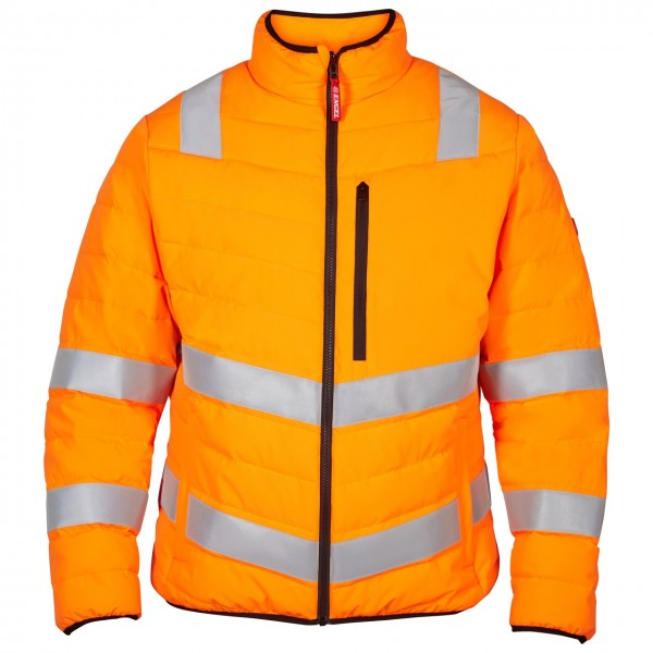 ENGEL Warnschutz-Steppjacke Safety