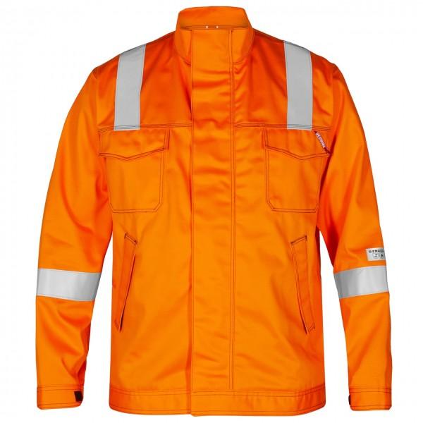 Safety+ Offshore-Jacke Orange FE.Engel