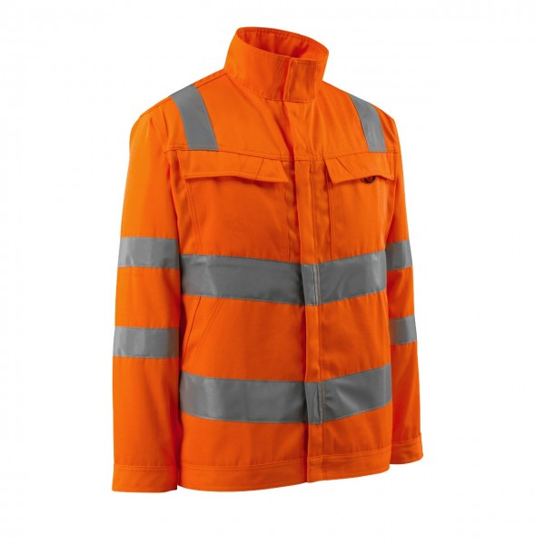 Mascot Warnschutzjacke Bunbury orange Safe Light
