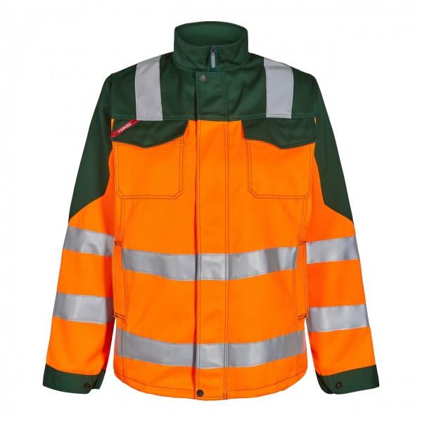 ENGEL Damen-Warnschutz-Jacke Safety EN ISO 20471