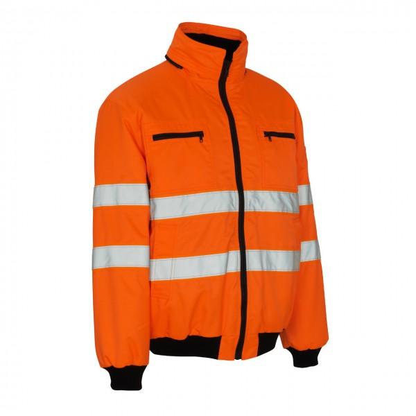 Mascot Warnschutz-Pilotjacke St.Moritz orange Safe Arctic