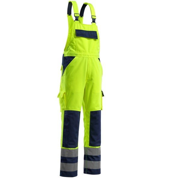 Mascot Warnschutz-Latzhose Barras 7 Farben Safe Compete