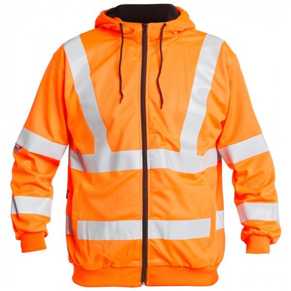 ENGEL Warnschutz Kapuzenjacke Safety EN ISO 20471