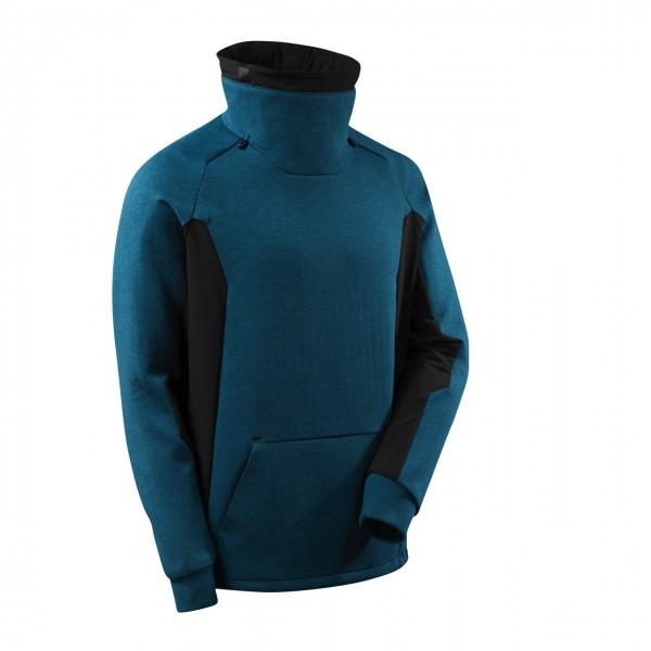 Mascot ADVANCED Sweatshirt mit regulierbaren Stehkragen in 4 Farbkombinationen