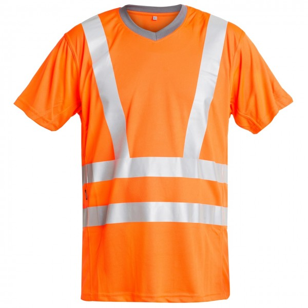 ENGEL Warnschutz T-Shirt Safety EN ISO 20471