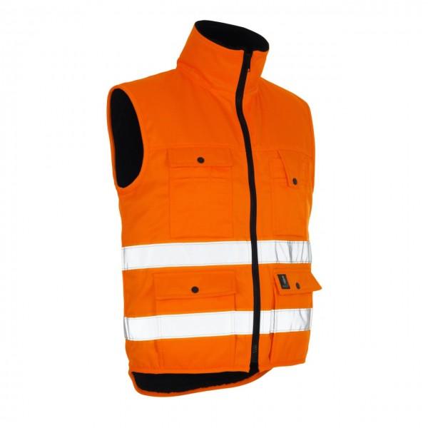 Mascot Warnschutz-Winterweste Sölden orange Safe Arctic