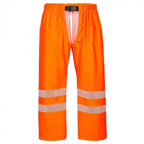ENGEL Warnschutz-Regenhose Safety zum überziehen