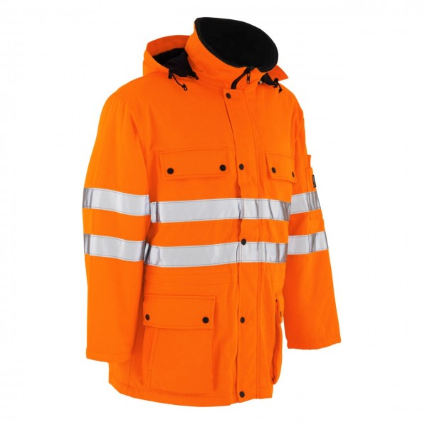 Mascot Warnschutz-Parka Quebec orange Safe Arctic