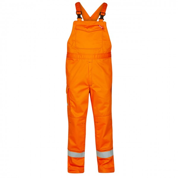 Safety+ Offshore-Latzhose Orange FE.Engel