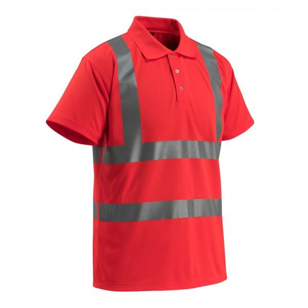 MASCOT® SAFE LIGHT Warnschutz Polo-Shirt Bowen