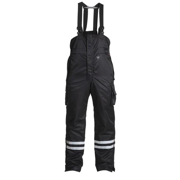 FE Engel Winterlatzhose Standard schwarz wasserdicht