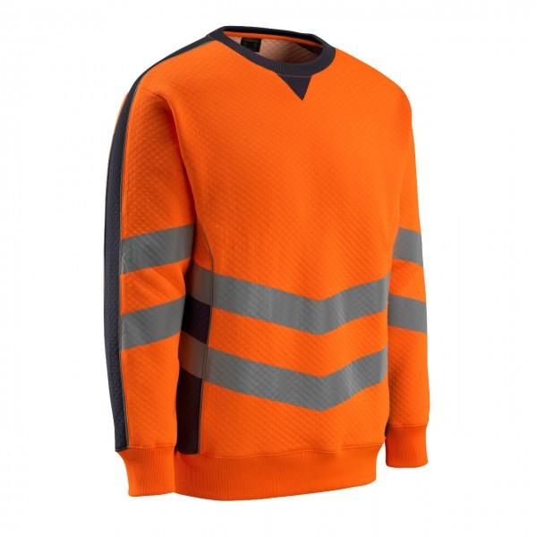 MASCOT® SAFE SUPREME Warnschutz Sweatshirt Wigton