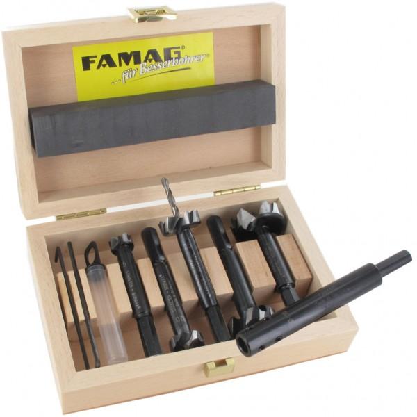 Famag Bormax 2.0 WS 6tlg Staketen-Treppenbaubohrer 1624.506