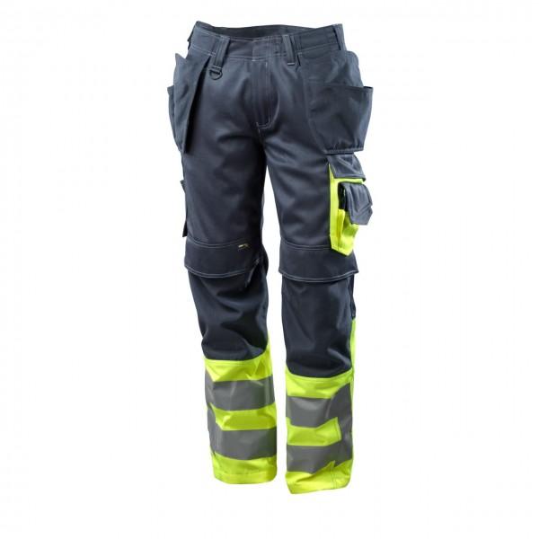 MASCOT® SAFE SUPREME Warnschutzhose mit Hängetaschen