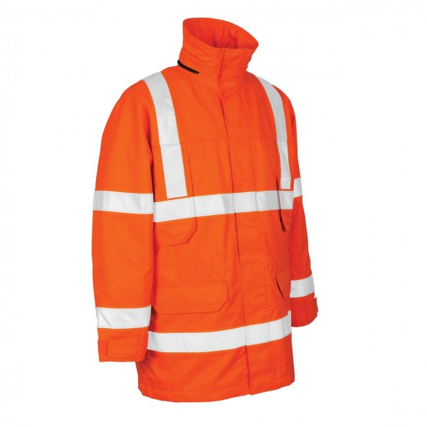 Mascot Warnschutz-Parka Vancouver orange Safe Arctic