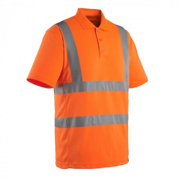 Mascot Warnschutz Polo-Shirt Itabuna orange Safe Classic
