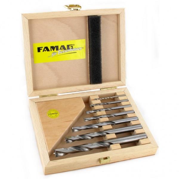Famag Holzspiralbohrer HM 7tlg 1593.507